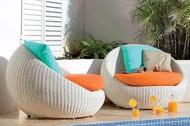 White Rattan Sofa Patio Furniture 46 Stirring White Wicker Patio Sofa Photos Design