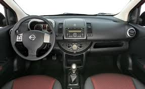 nissan note 2011 car picker nissan note interior images