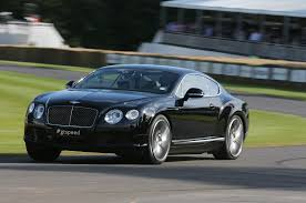 2013 bentley continental gt speed first test motor trend