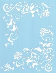 tracy moreau decor stencils