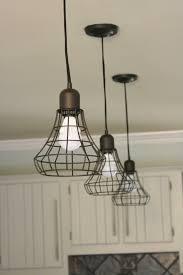 beautiful cage pendant light 39 on dining room pendant lighting
