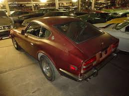 Classic 1972 Datsun 240z Coupe For Sale 2625 Dyler