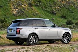 range rover autobiography 2016 2015 land rover range rover autobiography review photo gallery