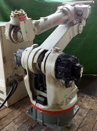 1 used yaskawa motoman sk45x robot arm w yasnac xrc control box