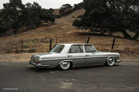 classic mercedes sedan of course the only car that can make u0027stance u0027 look good is a