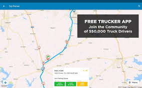 Truck Route Maps Trucker Path U2013 Truck Stops U0026 Weigh Stations Android Apps On
