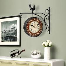 fascinating train wall clock 149 novelty train wall clock light