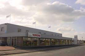 toyota showroom gs kelsey ltd u2013 john roe toyota showroom and mot bay scunthorpe