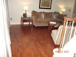 Ikea Laminate Flooring Installation The Columbia Clickette Laminate Floors Are Installed Hostages In