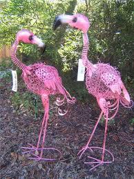 362 best flamboyant flamingos garden patio decor images on