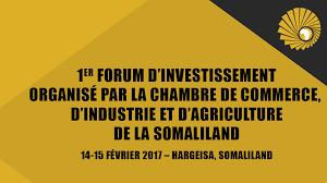 la chambre d agriculture 1er forum d investissement organisé par la chambre de commerce d