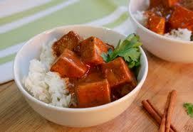 malaysian tofu curry