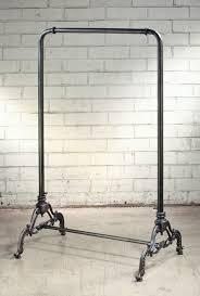 wardrobe racks inspiring industrial clothing rack industrial