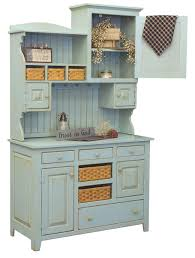 Small Kitchen Hutch Cabinets Furniture Builders Northern Indiana Woodcrafters Association