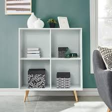 petit rangement bureau petit rangement scandinave décor blanc pieds en bois