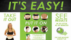 that wrap thing it works wrap that wrap thing tighten tone firm the