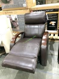 costco deal synergy home furnishings monica recliner costco recliner 399 synergy home leather costco recliner 399