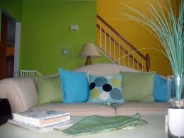 color changes everything u2013lime green living room makeover