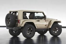 Jeep And Mopar Reveal Six New Concept Vehicles For 47th Annual