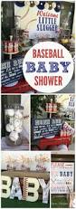 Baseball Decorations For Bedroom by Best 25 Kids Baseball Party Ideas On Pinterest Baseball Theme