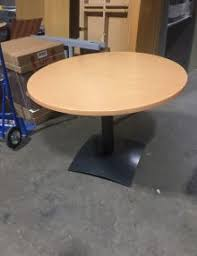 used round office table affordable new used office tables for sale in ireland