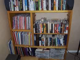 a life changing bookshelf