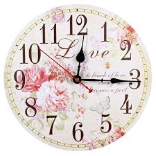 silent wall clocks silent wall clock retro 12 000 wall clocks