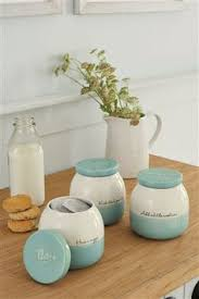 gorgeous shabby chic tea coffee sugar jars next co uk kitchen