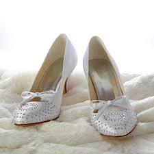 wedding shoes nz handmade rhinestone bridal shoes toe high heel wedding shoes