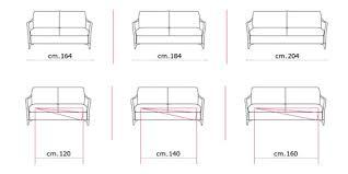 dimension canapé lit canapé convertible le monde du convertible