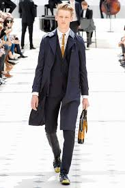 the biggest trend of burberry prorsum 2016 spring summer menswear