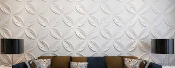 8 gorgeous ways to use 3d wall panels in your house