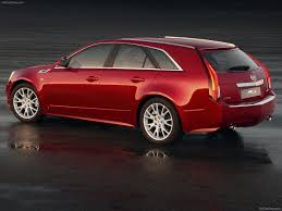 cadillac cts sports wagon cadillac cts sport wagon 2010 picture 9 of 35