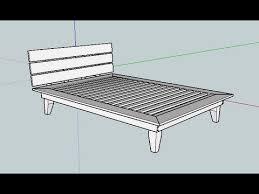 Best 25 Diy Platform Bed by Build Platform Bed For Fancy Best 25 Platform Bed Plans Ideas On