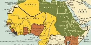 Benin Africa Map by The 1974 Coup In Benin Dahomey Huffpost
