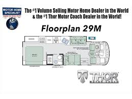 2018 thor motor coach hurricane 29m rv for sale mhsrv w 2 a cs