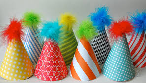 party hats that s handmade party hats by bayou moon