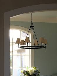 Potterybarn Chandelier Round Torch Chandelier Look Alike For Pottery Barn Collins Or Resto