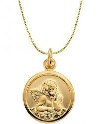 angel necklace pendant images Gold guardian angel necklace necklace jpg