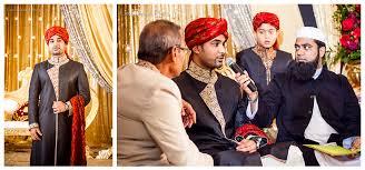 muslim and groom 2 shaadi nikkah groom sherwani black gold turban muslim indian