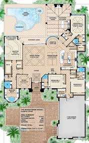 home plans homepw76422 2 454 square feet 4 bedroom 3 50 best olde florida style home plans images on pinterest