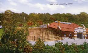 The New Small House History Of The Bronx Zoo Nyc Parks