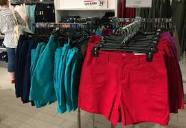 st john u0027s bay men u0027s u0026 women u0027s shorts only 7 99 at jcpenney