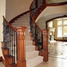 Banister Handrail Designs Decor U0026 Tips Wrought Iron Stair Railing Styles For Trendy