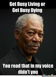 Morgan Freeman Memes - just morgan freeman by heavyspiral meme center