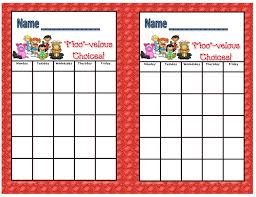 printable homework incentive charts writing a successful research paper and writing with sources