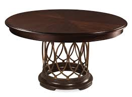 60 Inch Round Dining Room Table Dazzling Design Round Wood Dining Table All Dining Room Within