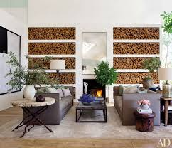 Fireplaces In Homes - eight stylish fireplaces in celebrity homes photos architectural
