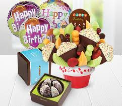 edible gift baskets a fresh new way to celebrate birthdays edible news