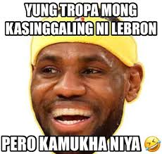 Meme Photo Comments - nba tagalog memes home facebook